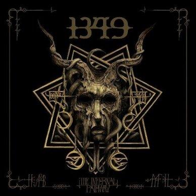 1349 - The Infernal Pathway Digi CD