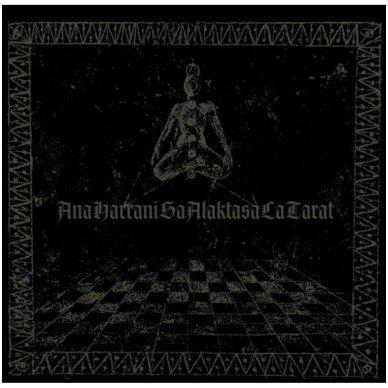 Acherontas / Crimson Moon / Akrabu / Shibalba - Ana Harrani Sa Alaktasa La Tarat LP