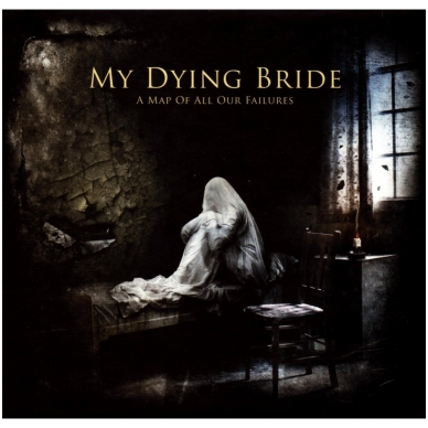 My Dying Bride - A Map Of All Our Failures CD / DVD