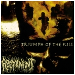 Abominant ‎- Triumph Of The Kill CD
