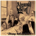 Abysmal Grief - Strange Rites Of Evil CD