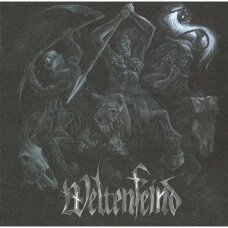Absurd / Grand Belial's Key / Sigrblot ‎– Weltenfeind CD