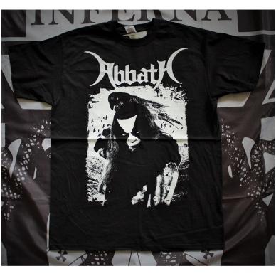 Abbath - Raven T-Shirt 2