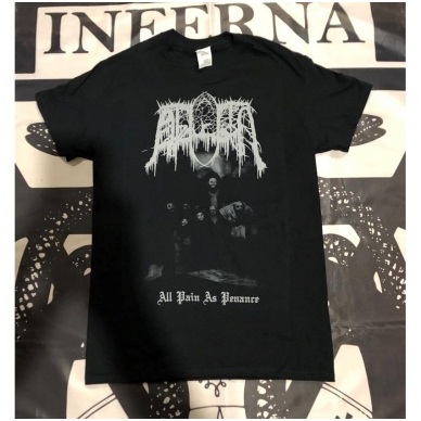 Abduction - All Pain As Penance T-Shirt