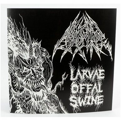 Abhomine - Larvae Offal Swine LP 3