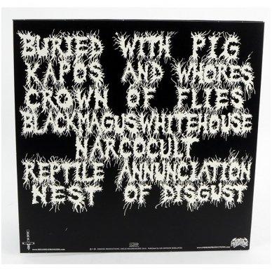 Abhomine - Larvae Offal Swine LP 4