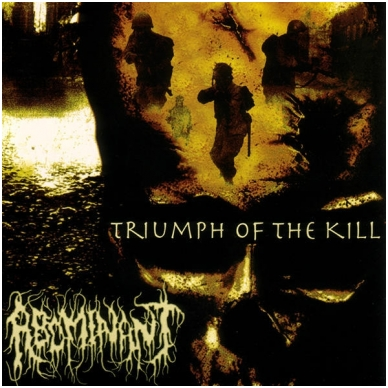 Abominant - Triumph Of The Kill CD