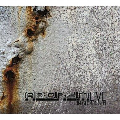 Aborym - Live In Groningen Digi CD