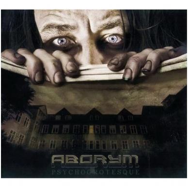 Aborym - Psychogrotesque CD