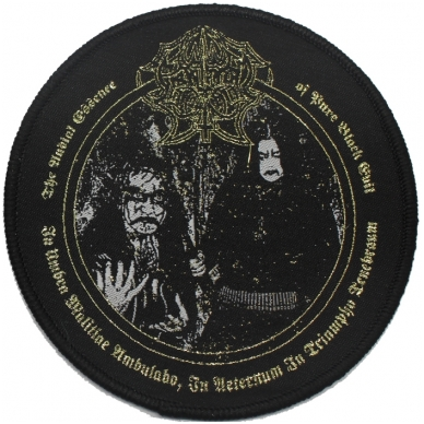 Abruptum - In Umbra Malitiae Ambulabo, In Aeternum In Triumpho Tenebraum Tape 2