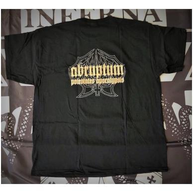 Abruptum - Protestates Apocalypsis T-Shirt 2
