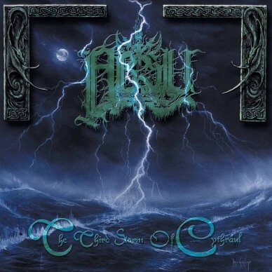 Absu - The Third Storm Of Cythrául CD