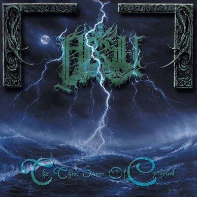 Absu - The Third Storm Of Cythrául CD