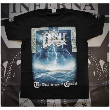 Absu - The Third Storm Of Cythrául T-Shirt