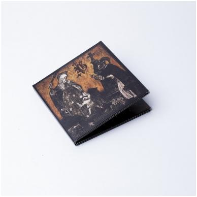 Abysmal Grief - Blasphema Secta Digi CD 2