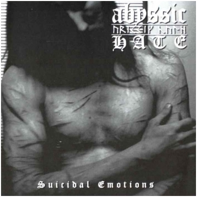 Abyssic Hate - Suicidal Emotions Digi CD