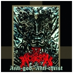 Acheron - Anti-God, Anti-Christ LP