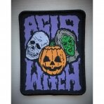 Acid Witch - Halloween Patch