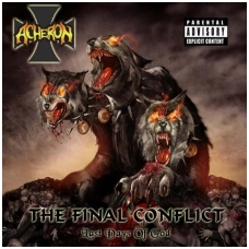 Acheron - The Final Conflict: Last Days Of God LP