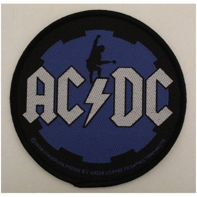 AC/DC - Angus Cog Patch