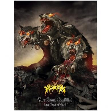 Acheron - The Final Conflict: Last Days Of God A5 Digi CD