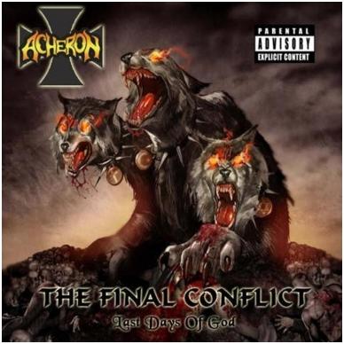 Acheron - The Final Conflict: Last Days Of God LP