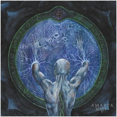 Acherontas - Amarta अमर्त (Formulas Of Reptilian Unification II) LP