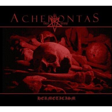 Acherontas - Hermeticism Digi CD