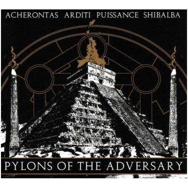 Acherontas / Puissance / Arditi / Shibalba - Split DigiCD