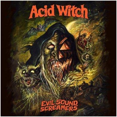 Acid Witch - Evil Sound Screamers CD