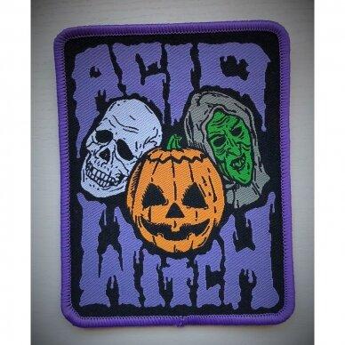 Acid Witch - Halloween Patch 2