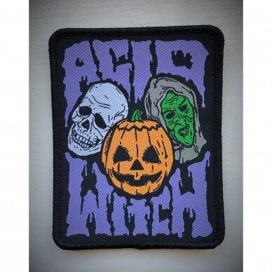 Acid Witch - Halloween Patch