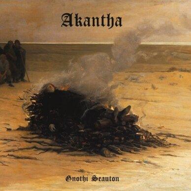 Akantha - Gnothi Seauton CD