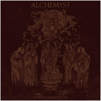 Alchemyst - Nekromanteion LP