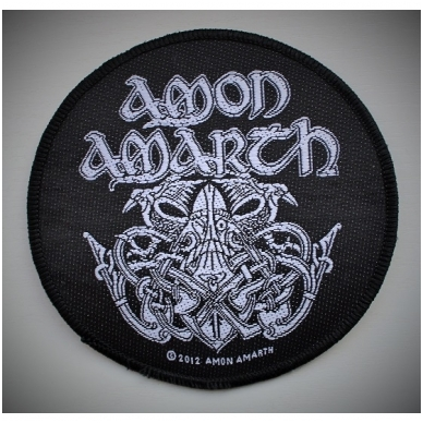 Amon Amarth - Odin Patch