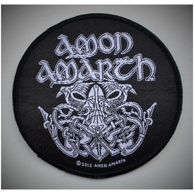 Amon Amarth - Odin Patch