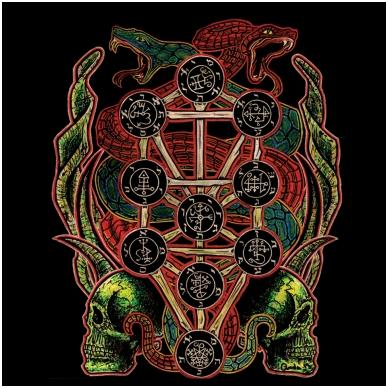A.M.S.G. - Anti-Cosmic Tyranny CD  2