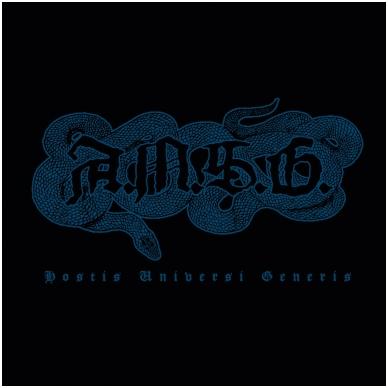 A.M.S.G. - Hostis Universi Generis CD