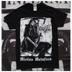 Anubi - Mirties Metafora T-Shirt