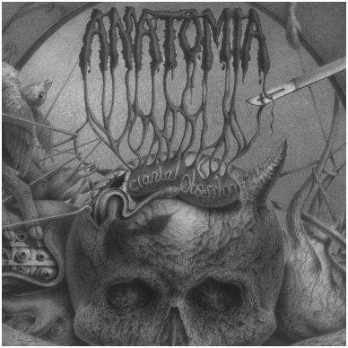 Anatomia - Cranial Obsession CD