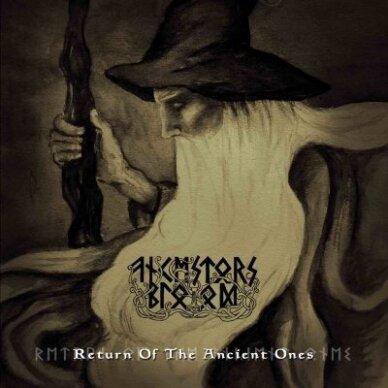 Ancestors Blood - Return Of The Ancient Ones CD