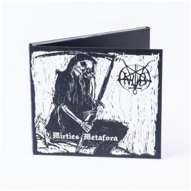 Anubi - Mirties Metafora Digi CD 2