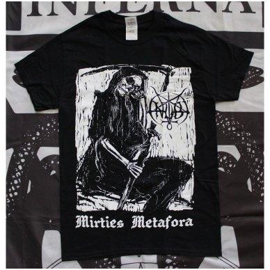 Anubi - Mirties Metafora T-Shirt