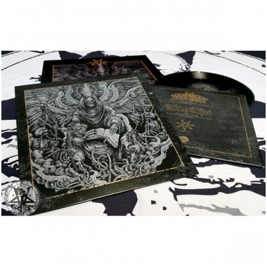 Aosoth / Order Of Orias - Appendix B / Ruinous Hope LP 2