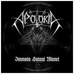 Apolokia - Immota Satani Manet CD
