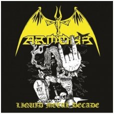 Armour - Liquid Metal Decade CD