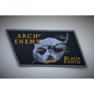 Arch Enemy - Burning Angels Patch