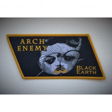 Arch Enemy - Burning Angels Patch 2