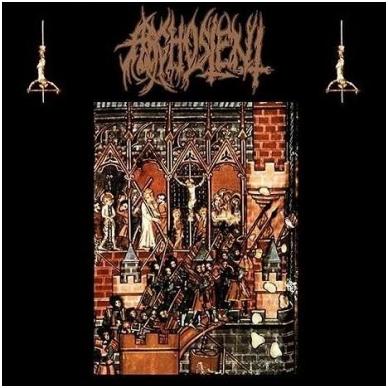 Arghoslent - Arsenal Of Glory Digi CD