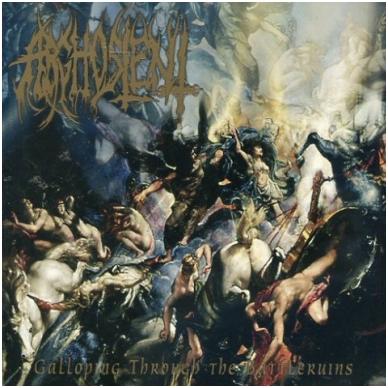 Arghoslent - Galloping Through The Battle Ruins Digi CD